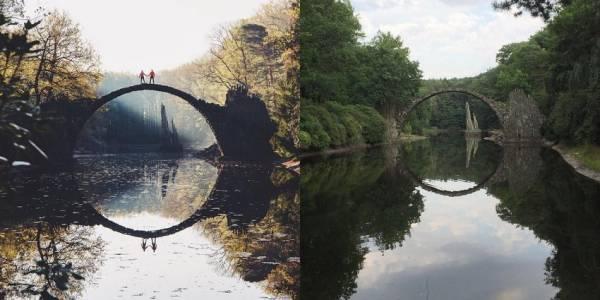 10 Hasil foto jepretan profesional vs amatir, nyata bedanya