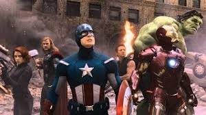 Top 5 Box Office-The Avengers 2012