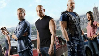 Top 5 Box Office-Fast Furious 7 2015