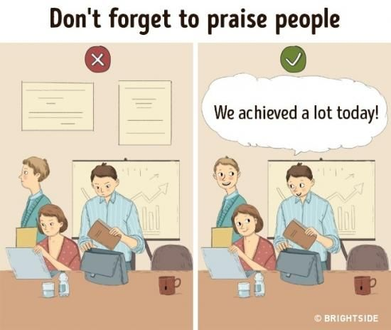 10 Ilustrasi Pemimpin Tim Yang Bijaksana Layak Kamu Tiru