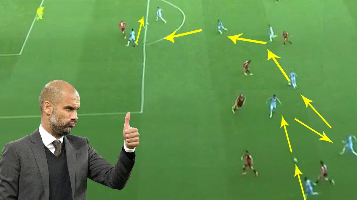 Skema Pep Guardiola