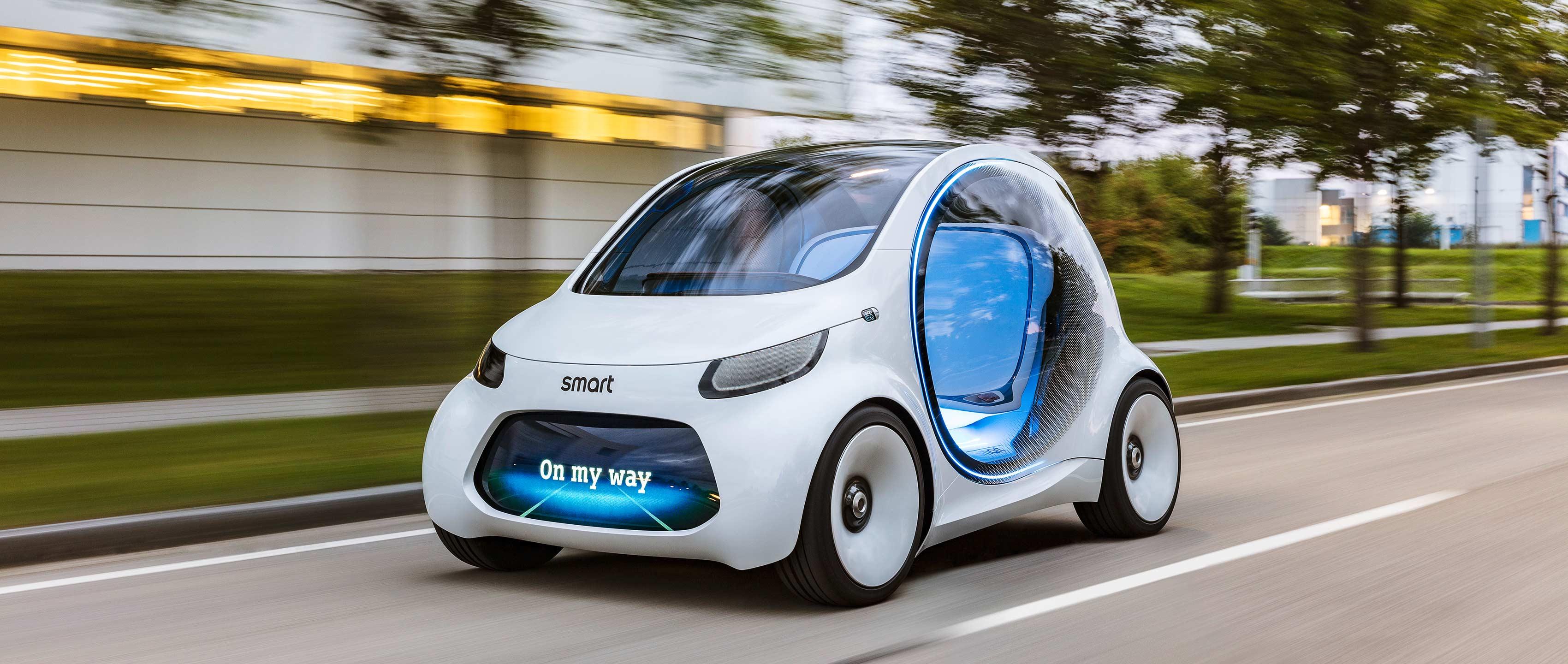 5 Mobil Listrik Masa Depan Ini Konsepnya Keren