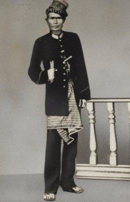 Teuku Umar dari Aceh