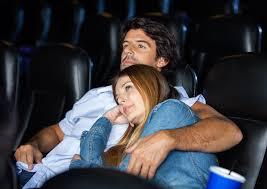 Mesra di bioskop