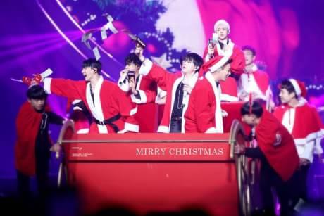 Begini cara 4 idol K-Pop saat menyambut Natal