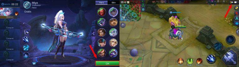 Begini cara memainkan Mobile Legend secara offline, hemat kuota nih