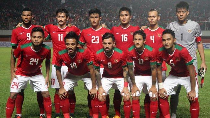 Ini jadwal pertandingan Timnas Indonesia selama 2018, catat ya!