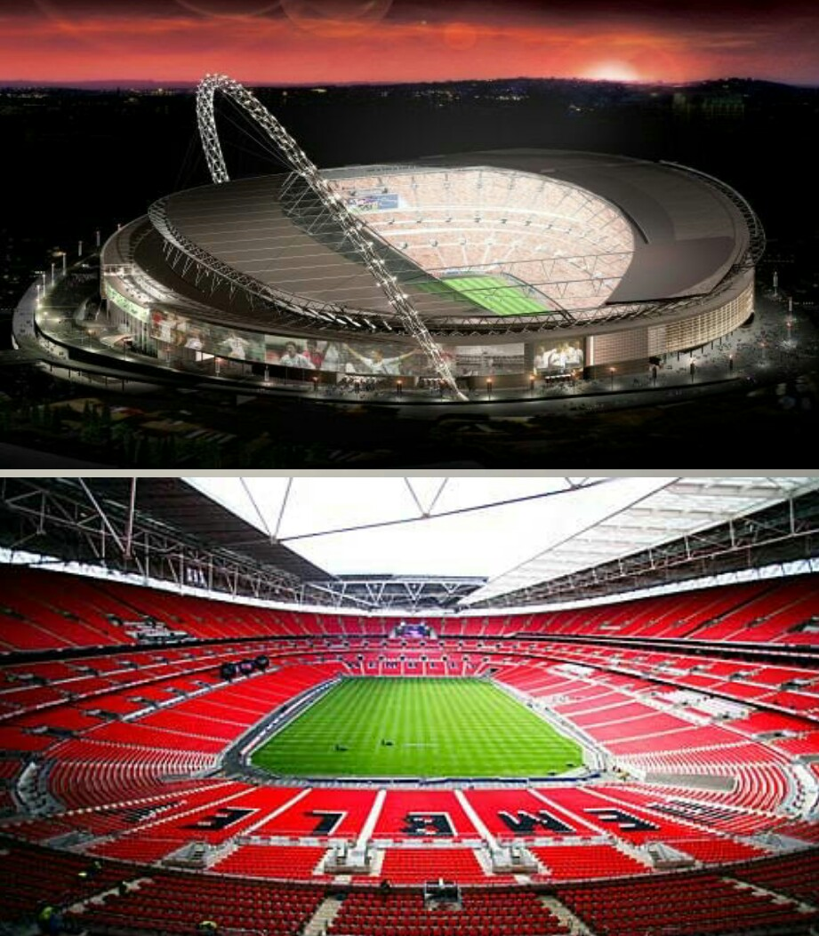 7 Stadion paling terang di dunia, GBK juga nggak kalah terang