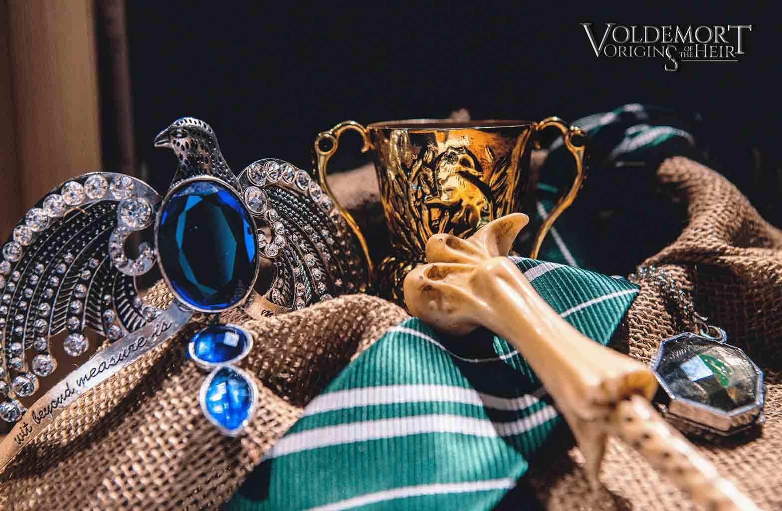 Fans Harry Potter bikin film masa lalu Voldemort, ini jalan ceritanya