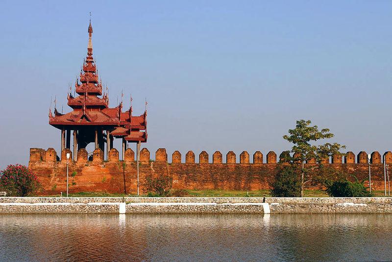 Benteng Mandalay
