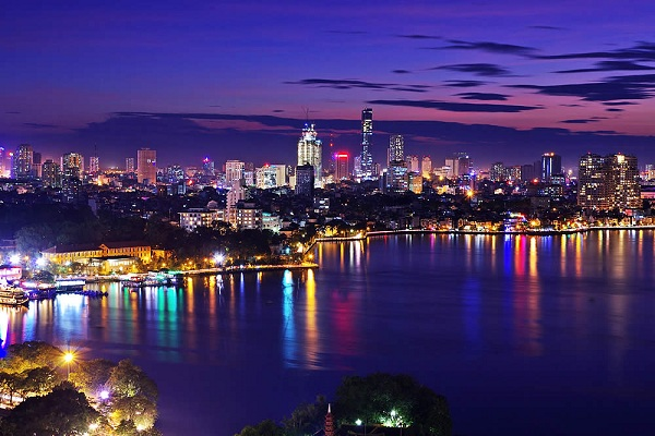 Kota Hanoi