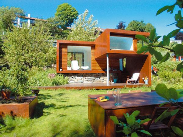 Mengenal Casa Kolonihagen, rumah liburan yang sedang ngehits