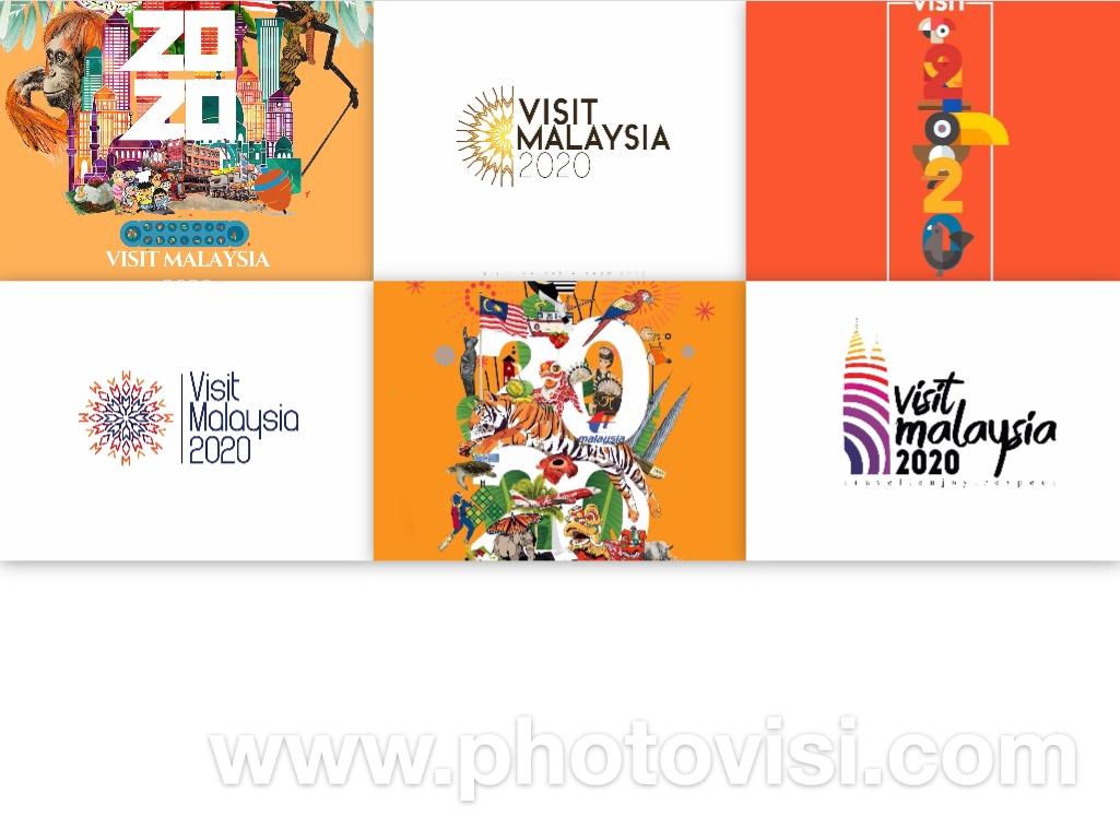 Viral, Logo Visit Malaysia 2020 Diserbu Kritik Netizen