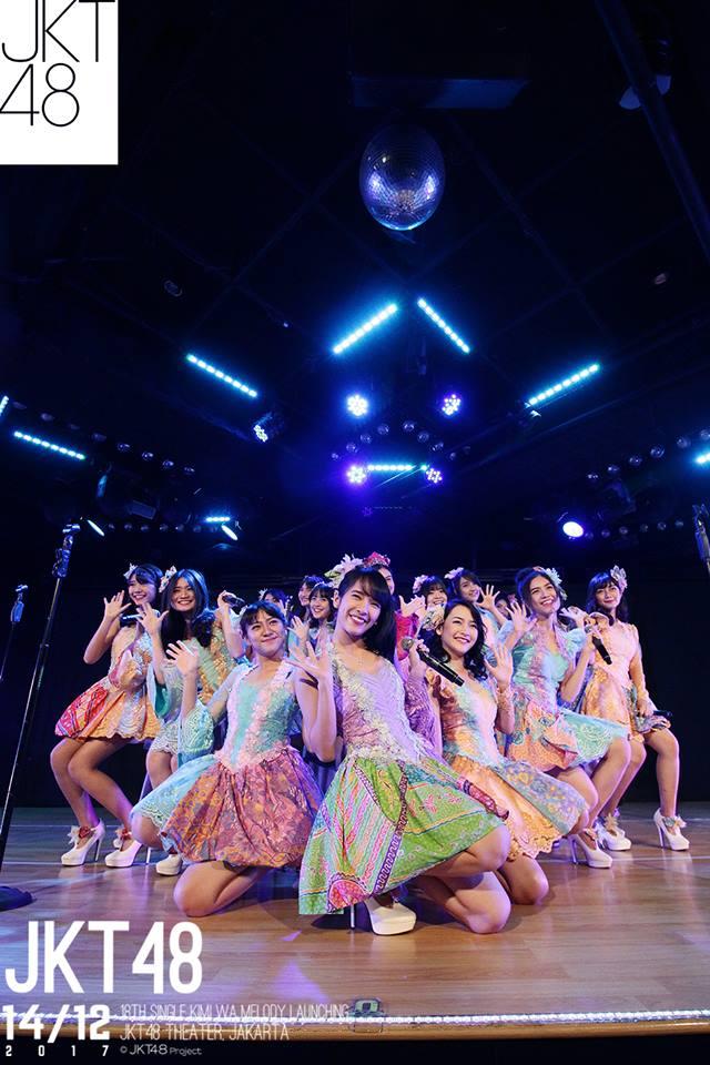JKT48 adalah sister group pertama AKB48 di luar Jepang.