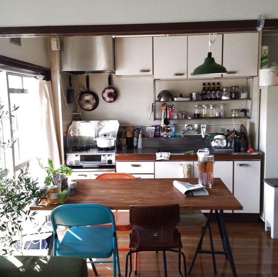 7 Desain Dapur Dan Ruang Makan Minimalis Ala Jepang Jadi Inspira