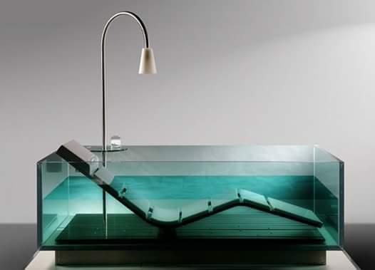 20 Bak mandi paling unik di dunia, ada yang berlapis emas