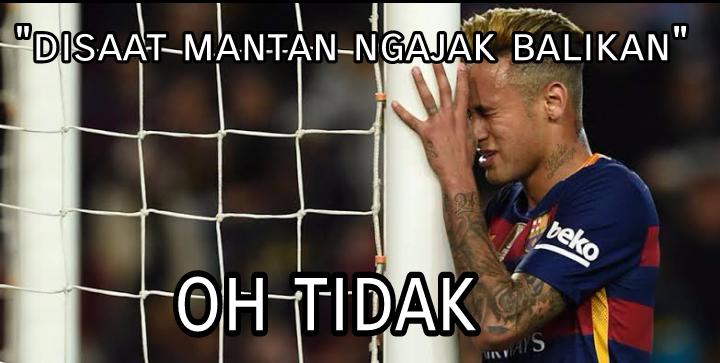 8 Meme penolakan pemain bola