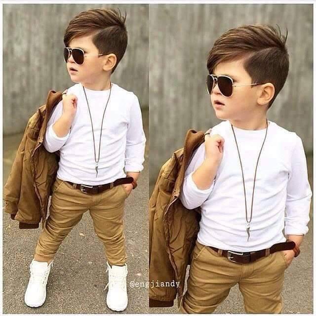 7 Gaya rambut untuk anak laki-laki ini bikin gayanya makin ...