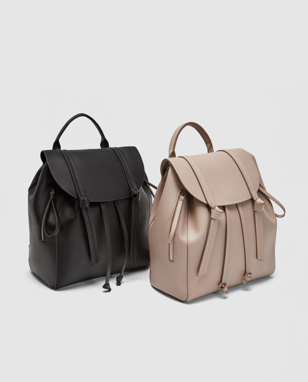 Monochrome Backpack by Zara