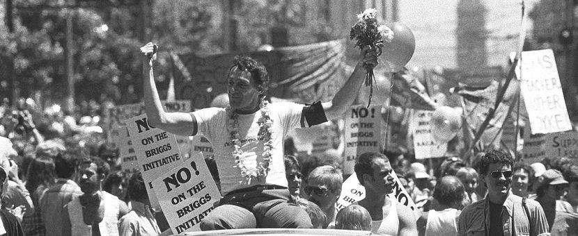 7 Fakta di balik warna pelangi bendera kaum LGBT