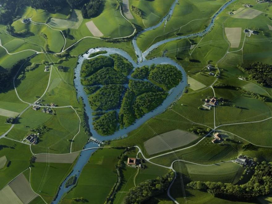 15 Sungai yang menakjubkan yang pasti harus kamu lihat