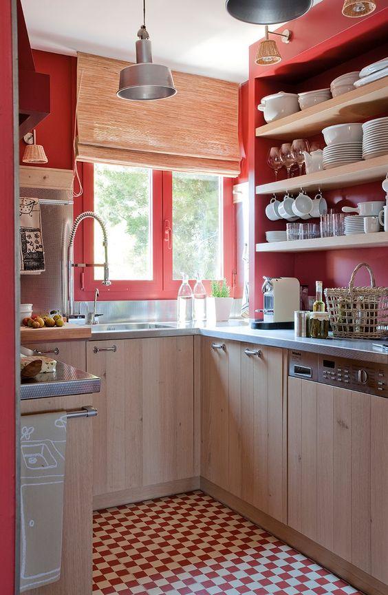 8 Desain dapur minimalis yang unik tapi tetap terlihat bersih & nyaman