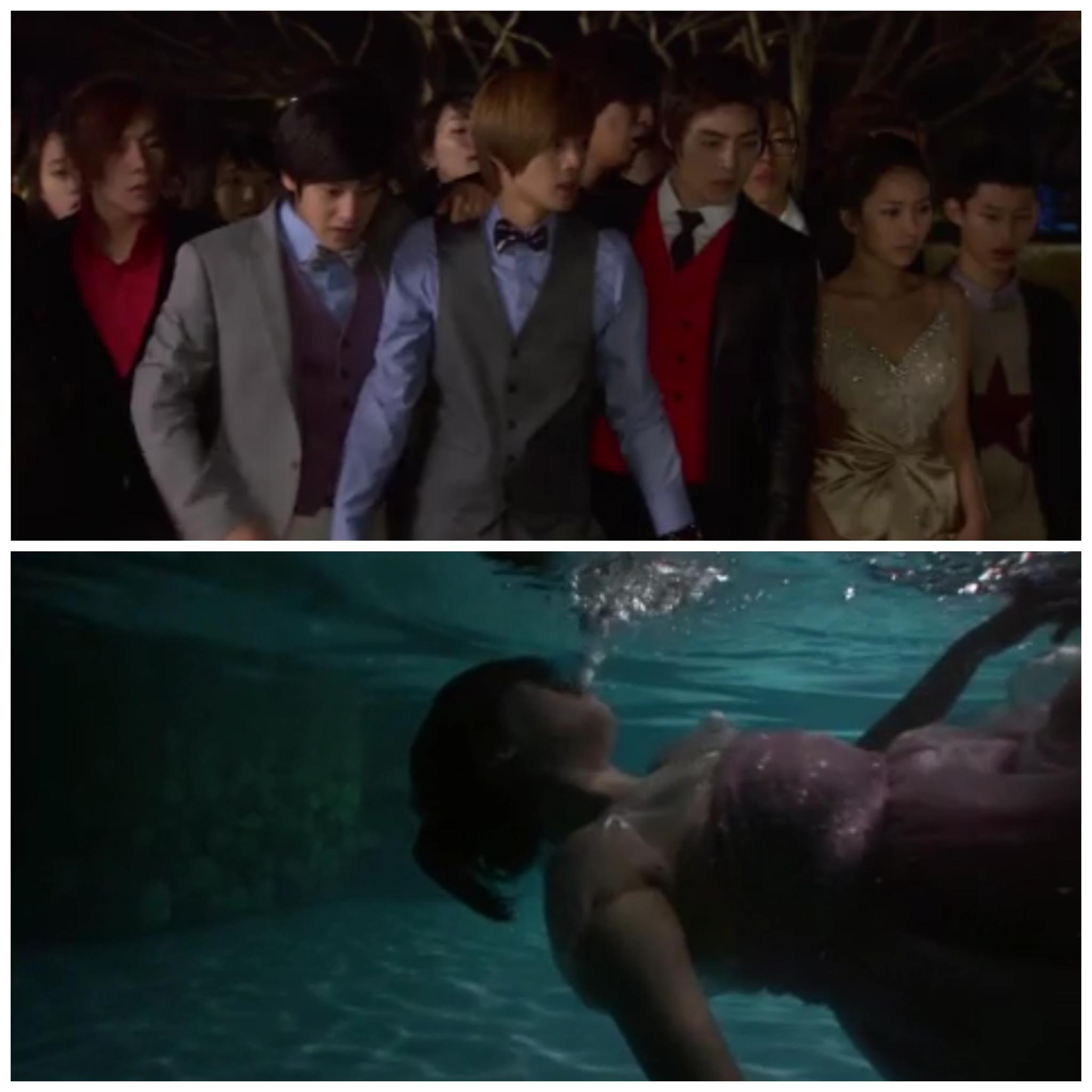 5 Scene di drakor 'Boys Over Flowers' paling legendaris, bikin kangen!