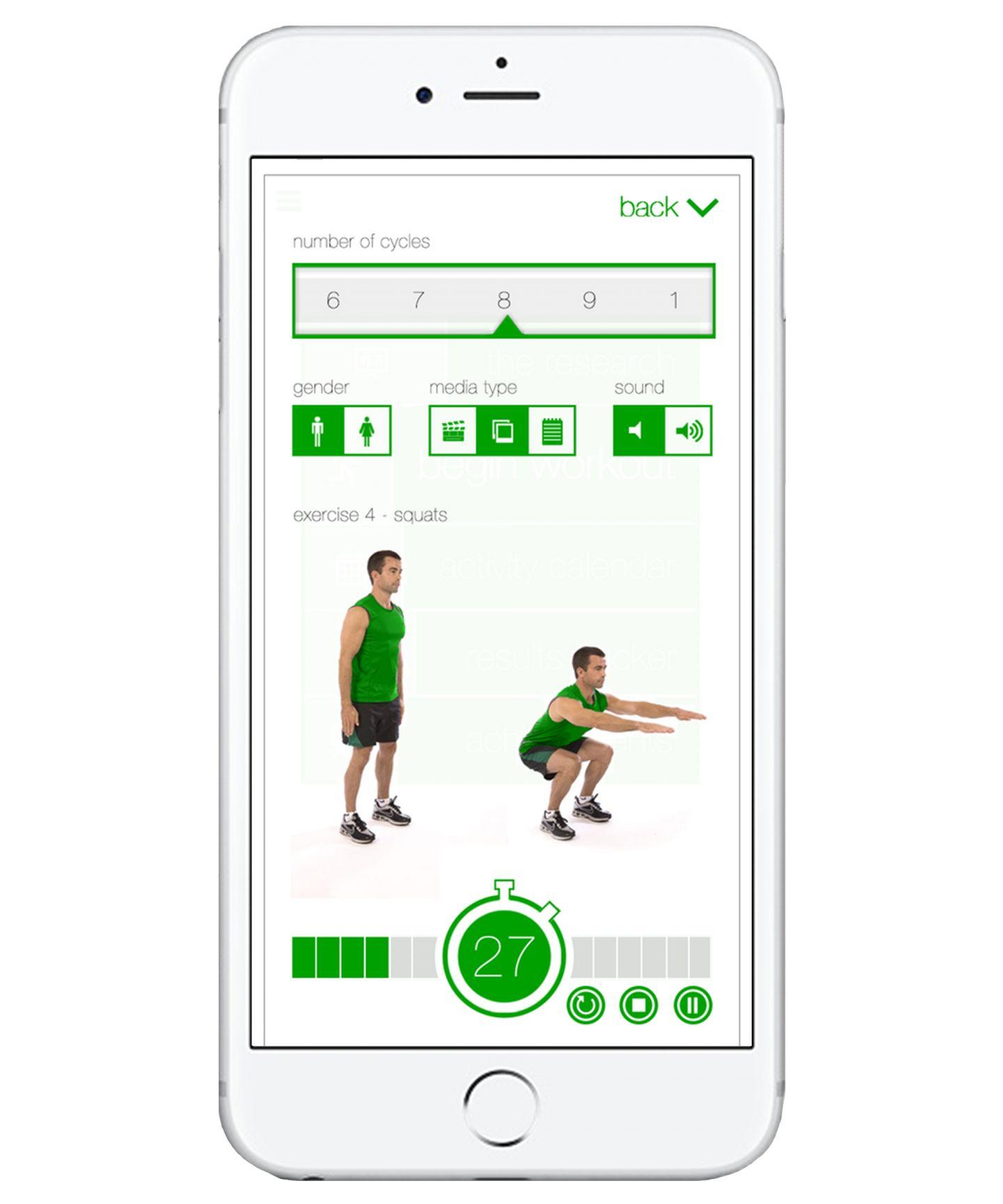 5 Aplikasi smartphone terbaik untuk mendapat tubuh ideal