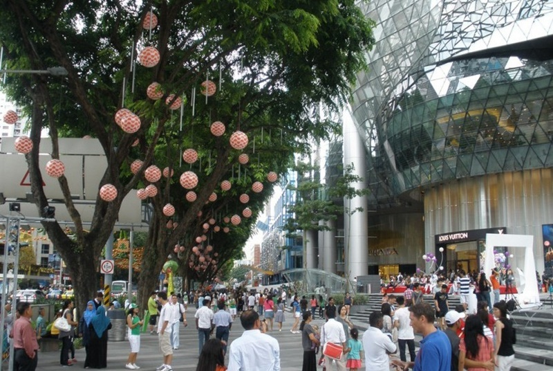 Orchard Rd (Sumber : Republika.co.id)