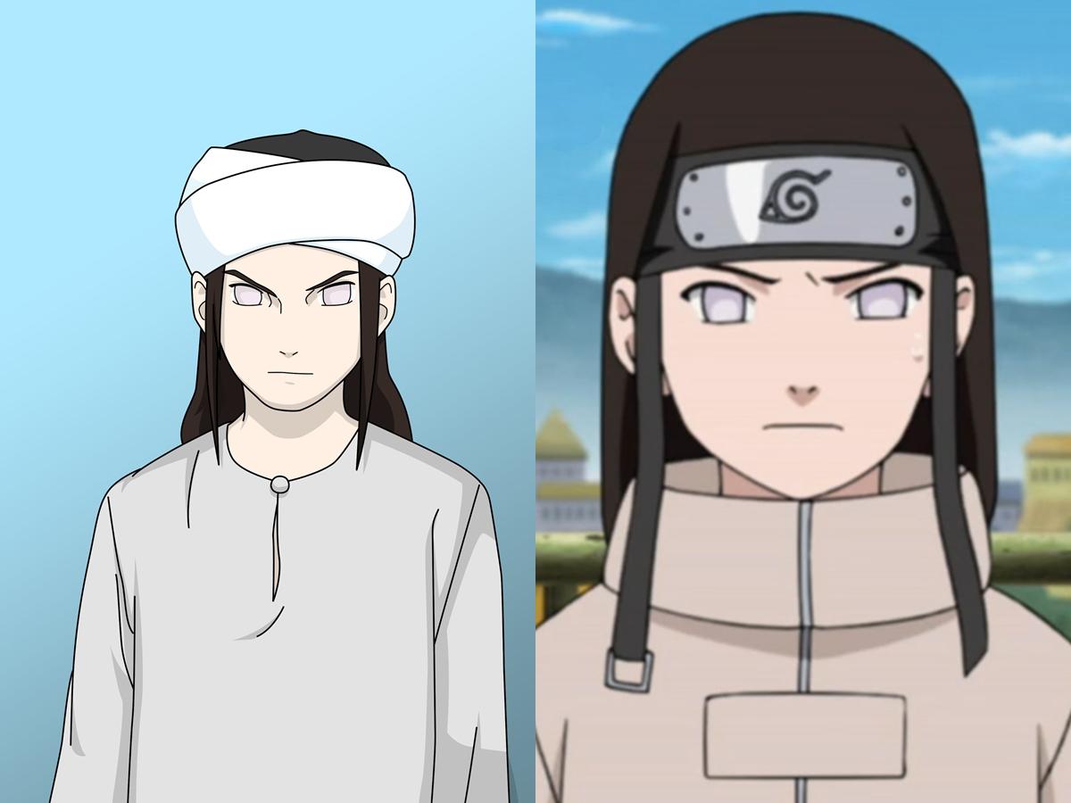 14 Karakter Di Film Naruto Dalam Balutan Hijab Dan Serban