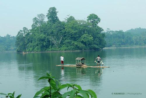 Pantangan dan Kerajaan Arwah Danau Situ Gede