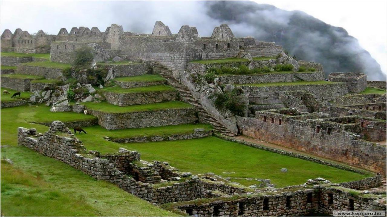Ini 7 situs peradaban kuno dunia, udah tahu?