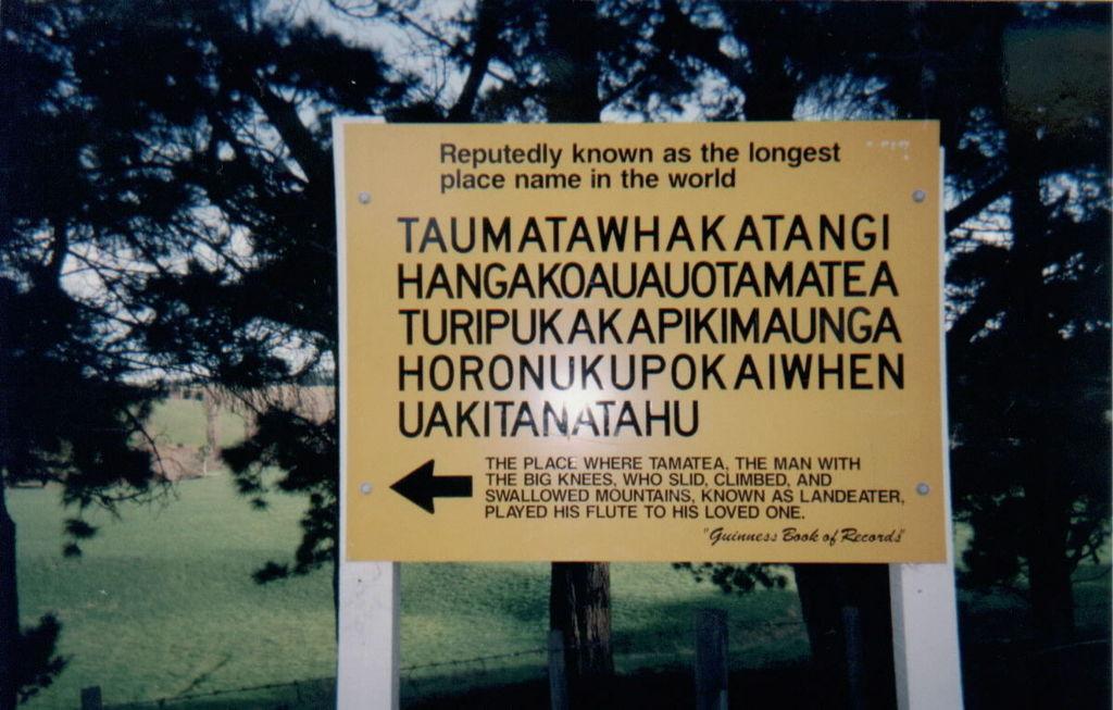 5 Fakta unik bukit dengan nama terpanjang di dunia, nyebutin aja susah