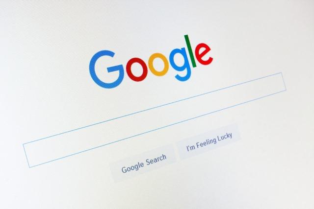 Laman Pencarian Google