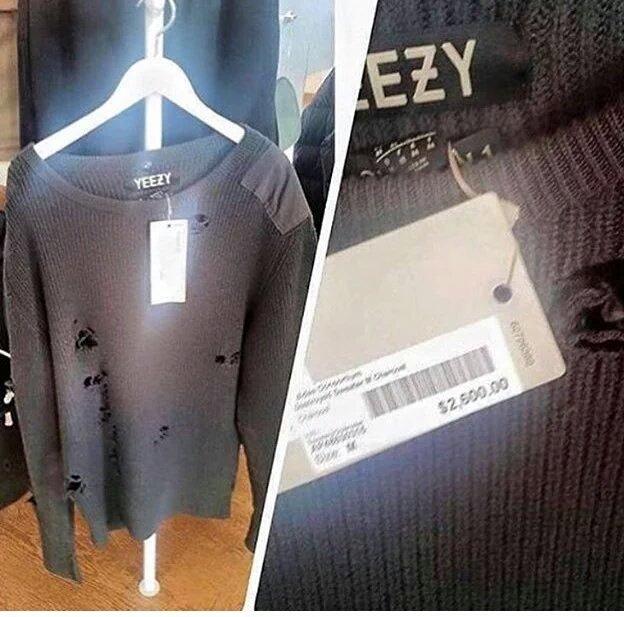 Sweater Yeezy