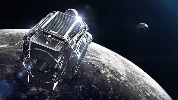 Robot direncanakan akan mengkolonisasi Bulan!