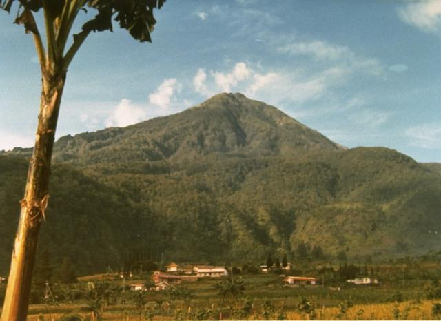 Spot Gunung