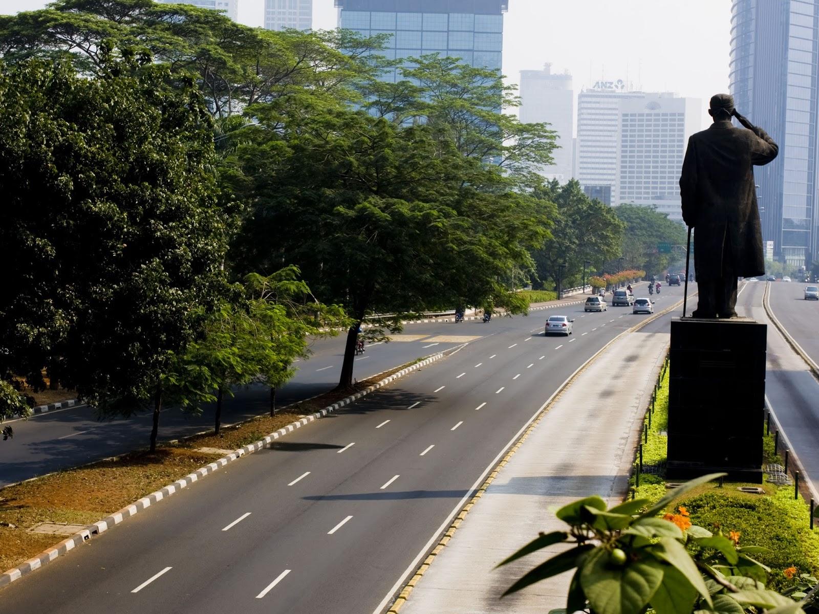 5 Fakta menarik tentang Jakarta saat libur Lebaran