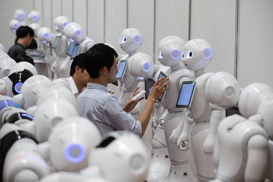 Industri robot Jepang
