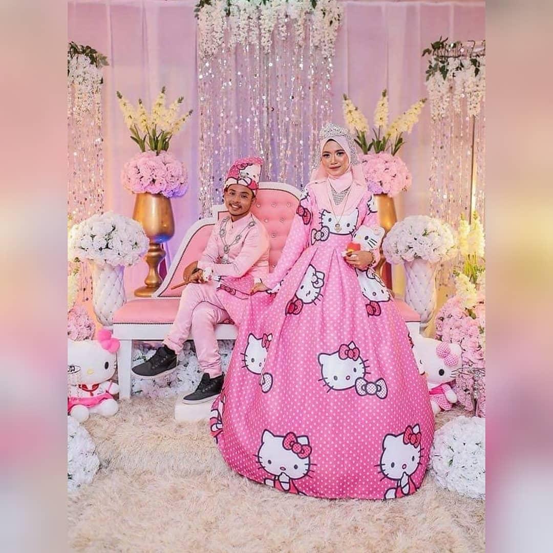 Ini 8 Potret Serba Serbi Pernikahan Unik Di Indonesia Yang Lagi V