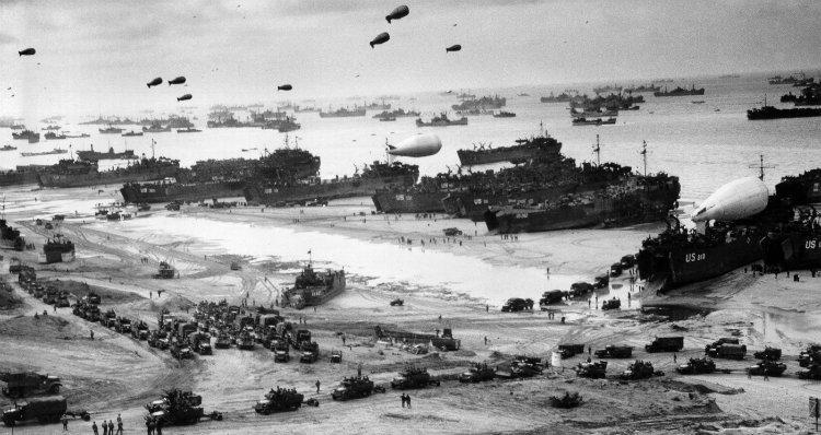 Invasi Normandia