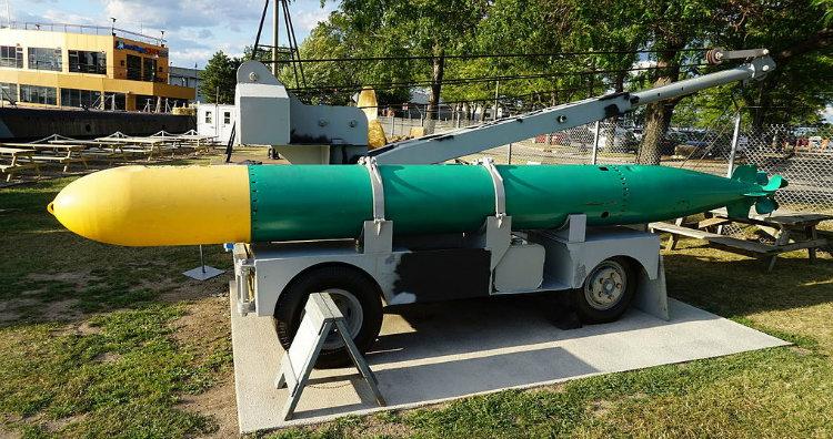 Torpedo M-14