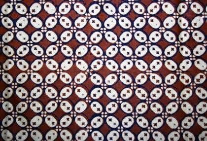 Motif-motif batik yang paling terkenal di Indonesia