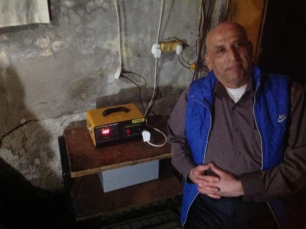 SunBox, si mungil yang menyinari harapan masyarakat Perbatasan Gaza