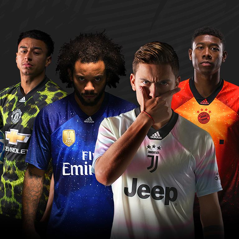 Seragam Khusus EA Sports FIFA 19 Dengan Adidas Ini Dijual
