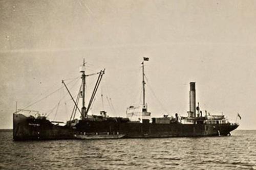 Kisah tragis 10 kapal hantu ini masih menghantui lautan
