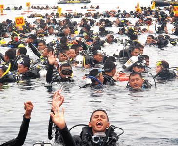 6 Aksi orang Indonesia ini pernah dicatat dalam Guinnes World Records