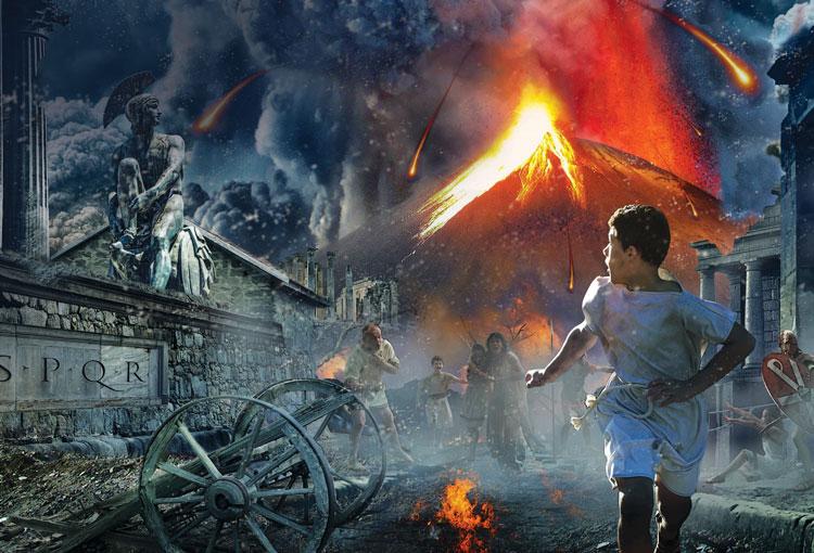 Pompeii's Destruction
