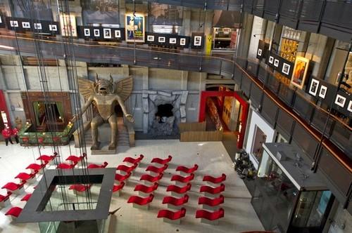 10 Museum film menakjubkan di dunia ini menarik dikunjungi