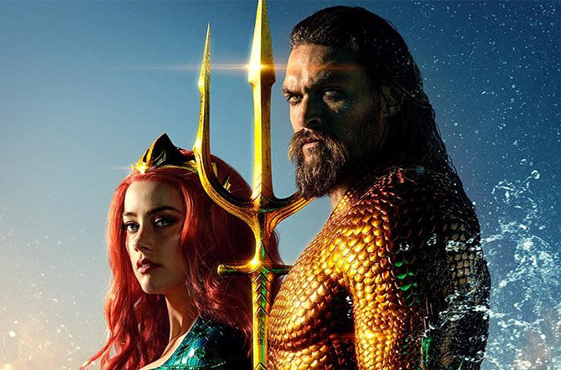 Mera and Aquaman